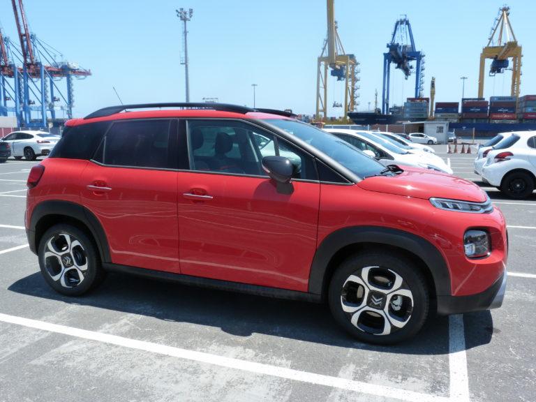 Citroën C3 Aircross neuf au meilleur prix à la Réunion avec e-runcars