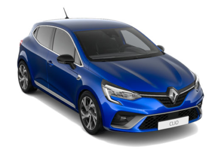 Nouvelle Renault Clio RS Line