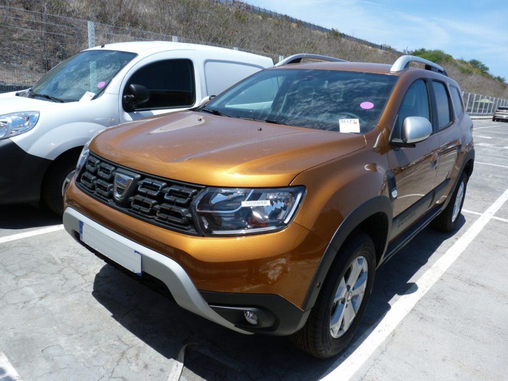 Dacia Duster au meilleur prix à la Réunion avec e-runcars