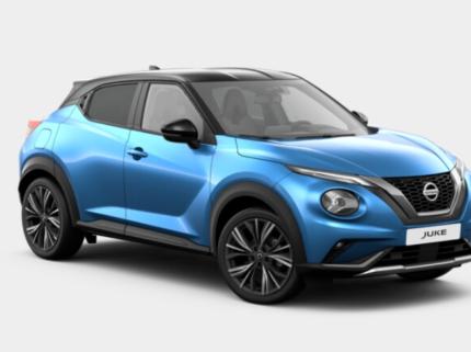 Nissan Juke au meilleur prix à la Réunion avec e-runcars