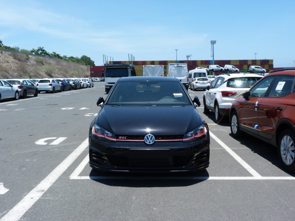 Volkswagen Golf GTI au meilleur prix à la Réunion avec e-runcars