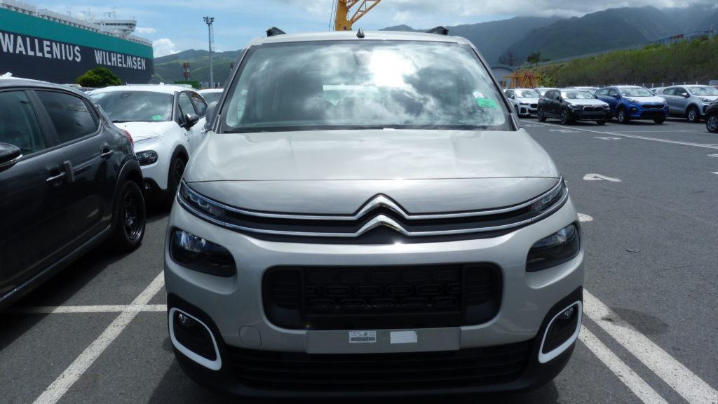 Citroën Berlingo livré à la Réunion au meilleur tarif par e-runc@rs