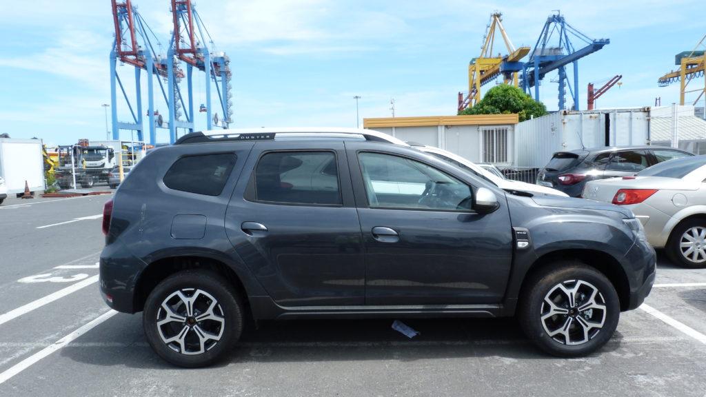 Dacia Duster Prestige livré à la Réunion au meilleur prix avec e-runc@rs