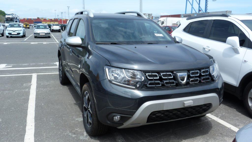 Dacia Duster Prestige livré Réunion au meilleur tarif avec e-runcars