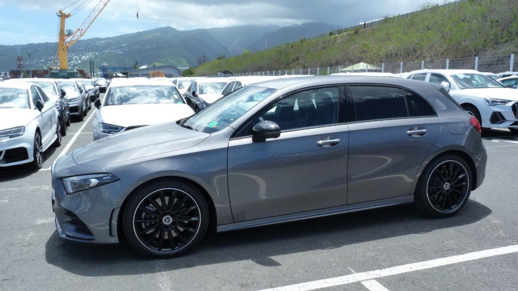 Mercedes Classe A 250 livrée au meilleur prix à la Réunion par e-runc@rs