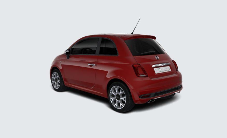 Fiat – Fiat 500 1.0 HYBRID 70ch Rockstar