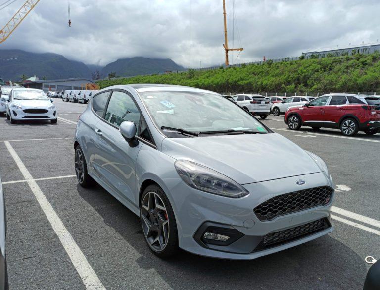 Ford Fiesta ST au meilleur prix à la Réunion avec e-runcars