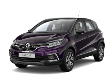 Nouveau Renault Captur au meilleur tarif à la Réunion