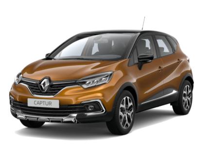 Nouveau Renault Captur au prix le moins cher à la Réunion