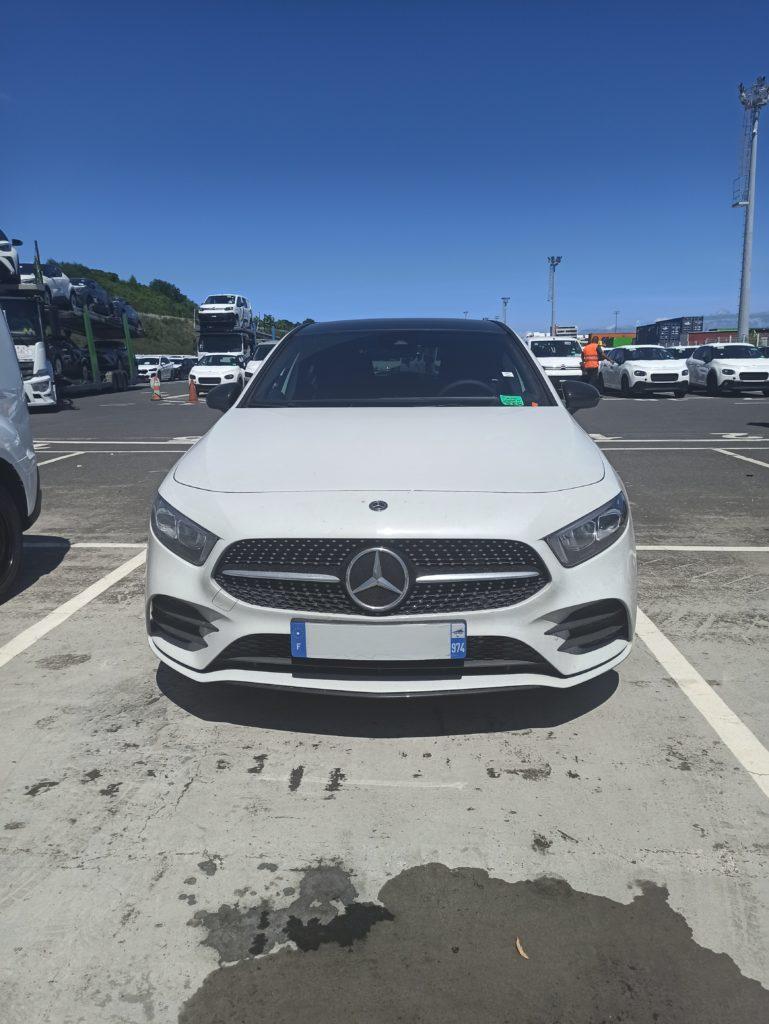 Mercedes Classe A 200 AMG LINE Livrée à la Réunion au meilleur prix avec e-runcars