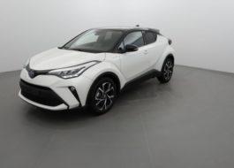 Toyota C-HR au meilleur prix à la Réunion avec e-runcars