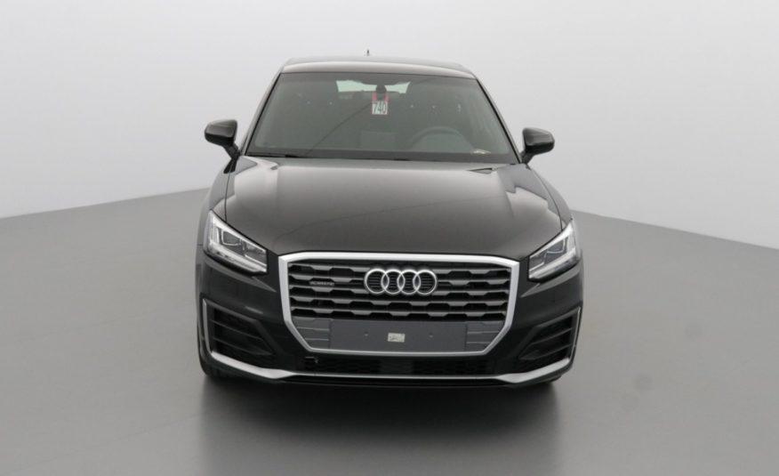 Audi – Q2 35 TDI 150 S tronic 7 Quattro Sport