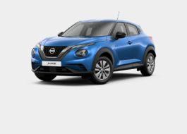 Votre Nissan Juke livrée à la Réunion au meilleur prix avec e-runcars