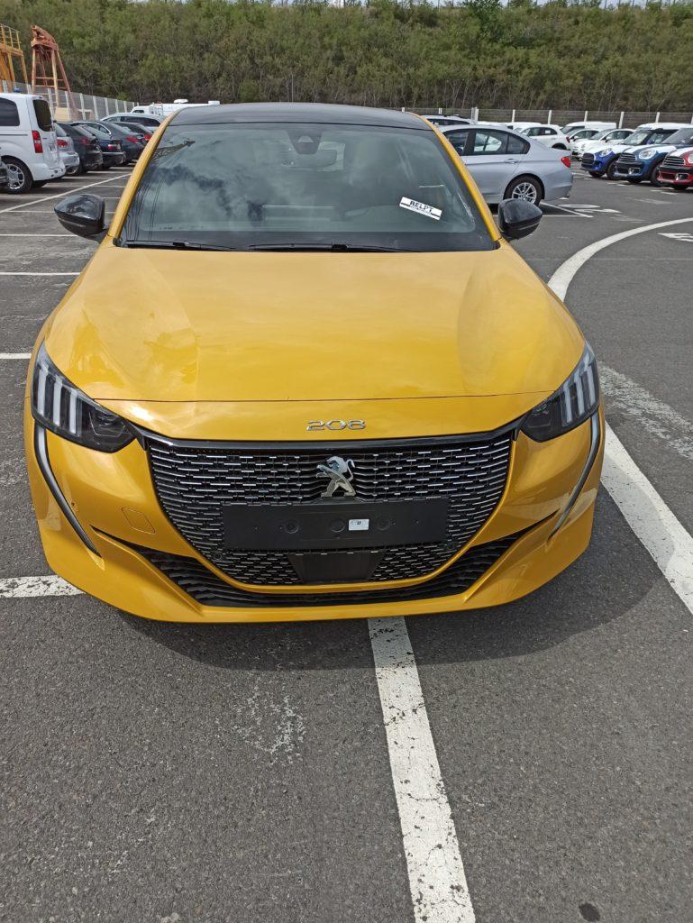 Votre Peugeot 208 au meilleur prix à la Réunion avec e-runcars