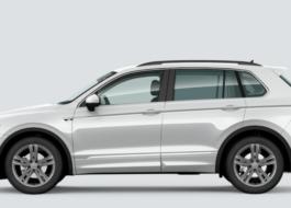 Votre Volkswagen Tiguan R Line au meilleur prix à la Réunion avec e-runcars