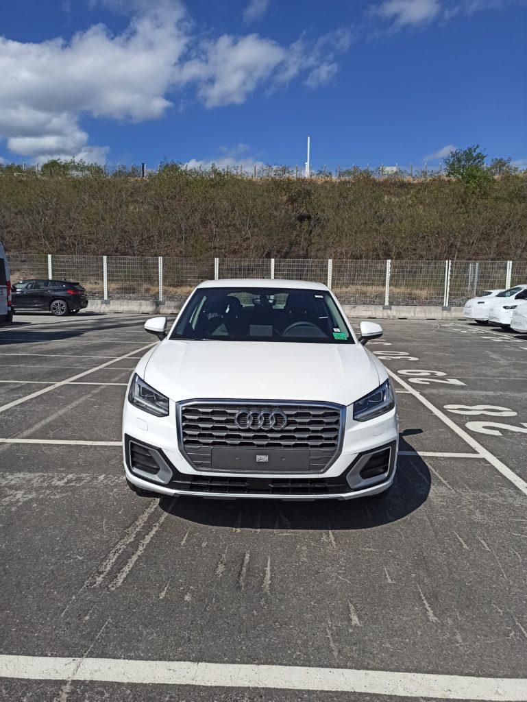 Audi Q2 Réunion livrée par e-runc@rs