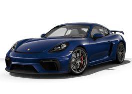 Votre Porsche 718 Cayman GT4 livrée à la Réunion au meilleur prix avec e-runcars