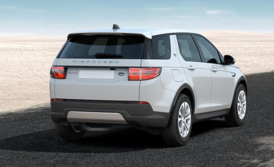 Land Rover Discovery Sport Réunion avec e-runc@rs