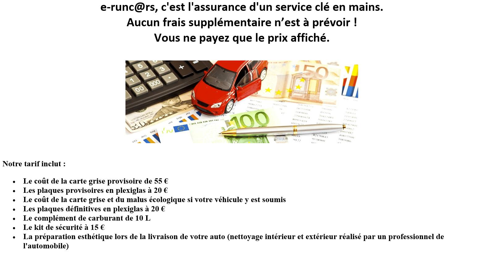 e-runc@rs, votre importateur auto à la Réunion